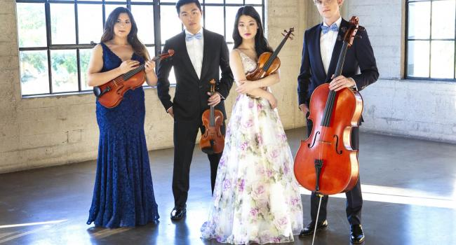 Artists in Residence Concert - Viano String Quartet